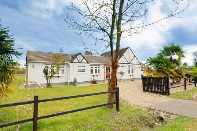 4 bed detached bungalow for sale in Halstead Hill, Goffs Oak, Waltham Cross EN7