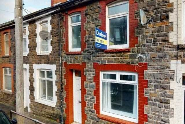 3 bed terraced house to rent in Pentwyn Avenue, Penrhiwceiber, Mountain Ash CF45