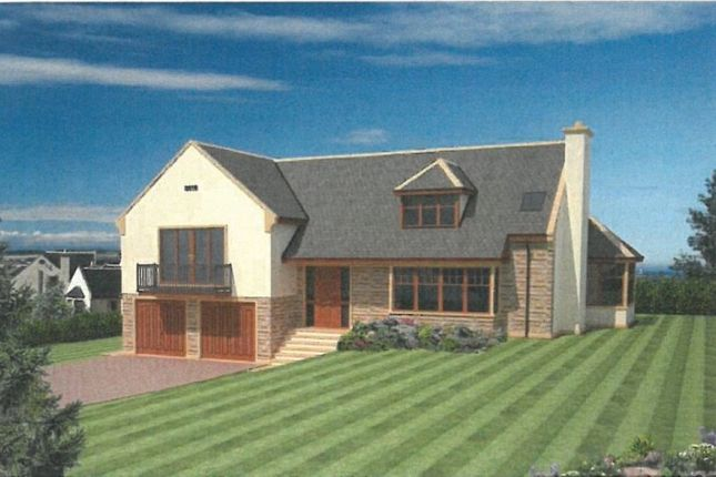 Thumbnail Property for sale in Plot 9, Quarrywood, Spynie, Elgin Options A & B