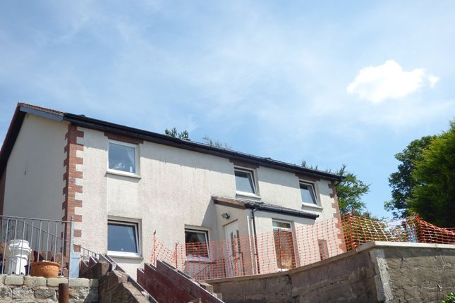 Thumbnail Detached house for sale in Eglinton Terrace, Skelmorlie