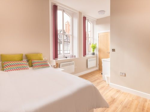 Thumbnail Flat to rent in Roodee House, Grosvenor Street, Chester