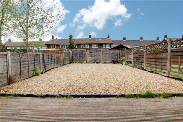 Rear Garden of Gresham Walk, Tilgate, Crawley RH10
