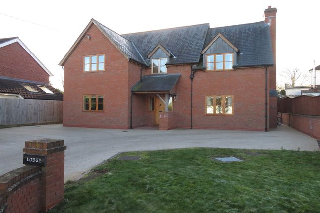 Thumbnail Detached house for sale in Walney Lane, Aylestone Hill, Hereford
