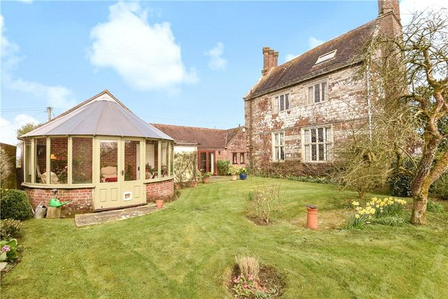 Thumbnail Detached house for sale in Mill Street, Corfe Mullen, Wimborne