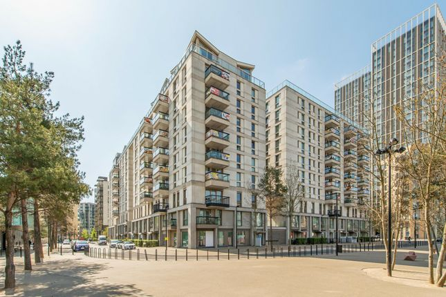 1 bed flat for sale in Cheering Lane, Olympic Park, London E20