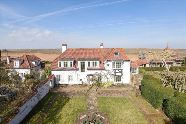 Thumbnail Detached house for sale in Marshside, Brancaster, King's Lynn