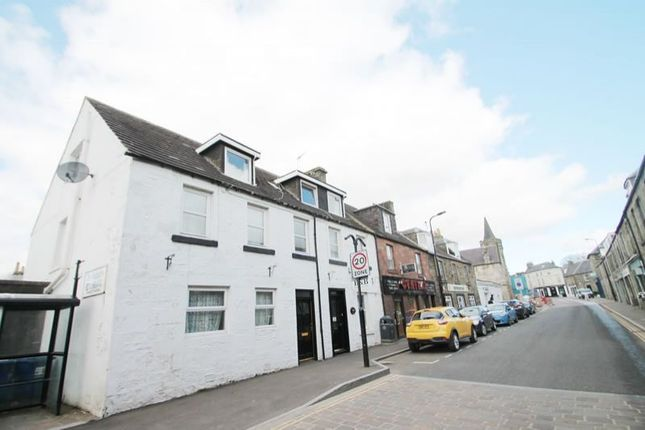 Thumbnail End terrace house for sale in 126, High Street, Kinross KY138Da
