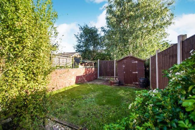 Garden of Cavendish Road, Long Eaton, Nottingham, Derbyshire NG10
