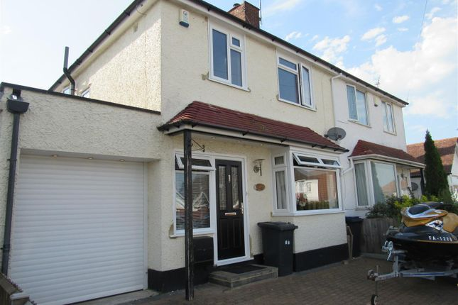 Thumbnail Semi-detached house for sale in Linden Avenue, Herne Bay