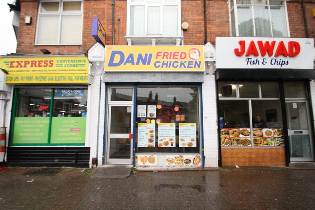 Retail premises for sale in Robert Road, Birmingham