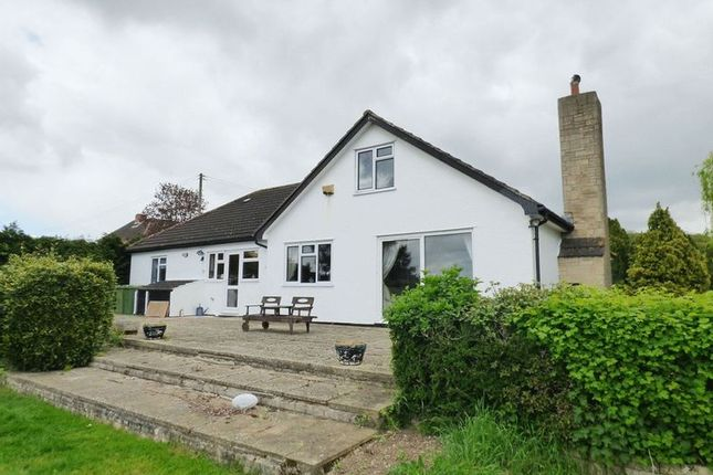 Thumbnail Detached bungalow for sale in Larkhay Road, Hucclecote, Gloucester