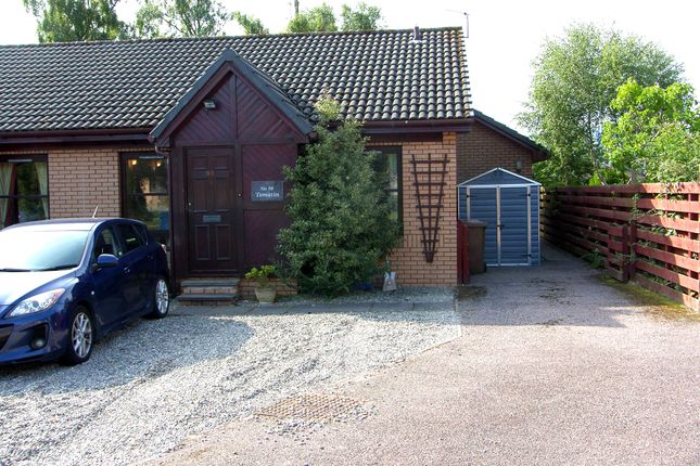 Thumbnail Semi-detached house for sale in Dalnabay, Aviemore