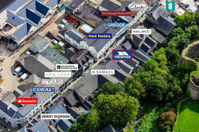 Thumbnail Retail premises for sale in Bridge Street, Haverfordwest