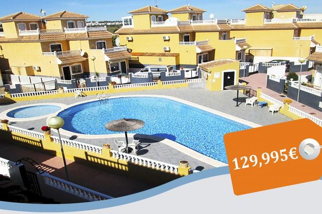 Town house for sale in Playa Flamenca, Orihuela Costa, Spain