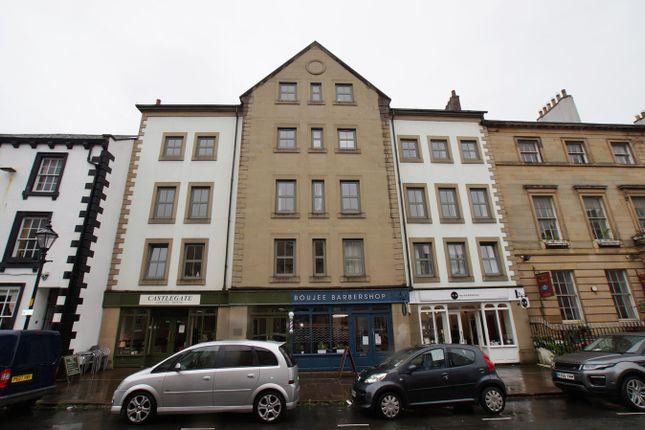 Thumbnail Flat for sale in Castle Court, Castle Street, Carlisle