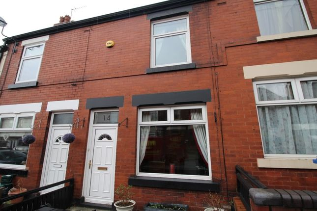 Thumbnail Terraced house to rent in Gill Street, Stockport