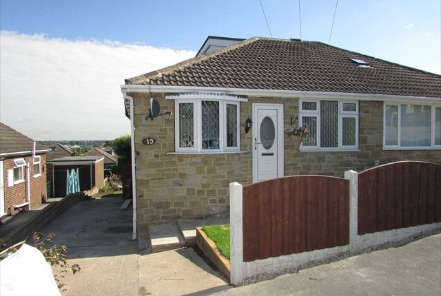 Thumbnail Semi-detached bungalow to rent in Hollin Drive, Durkar, Wakefield