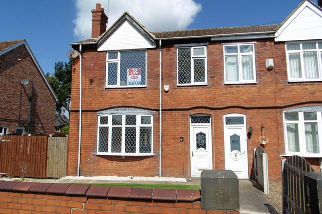 Thumbnail End terrace house to rent in Broad Lane, South Elmsall