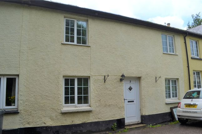 2 bed terraced house to rent in Pencepool Cottages, Plymtree, Cullompton, Devon EX15