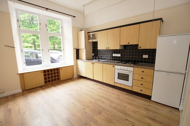 Thumbnail Flat to rent in Jardine Street, Glasgow