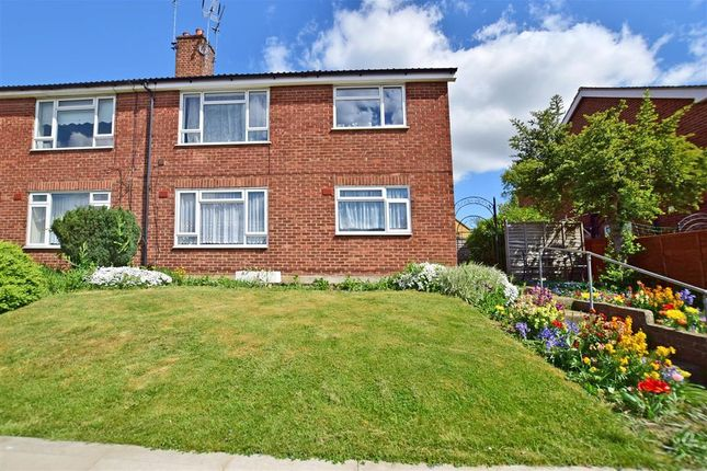 Thumbnail Maisonette for sale in Roding Lane North, Woodford Green, Essex