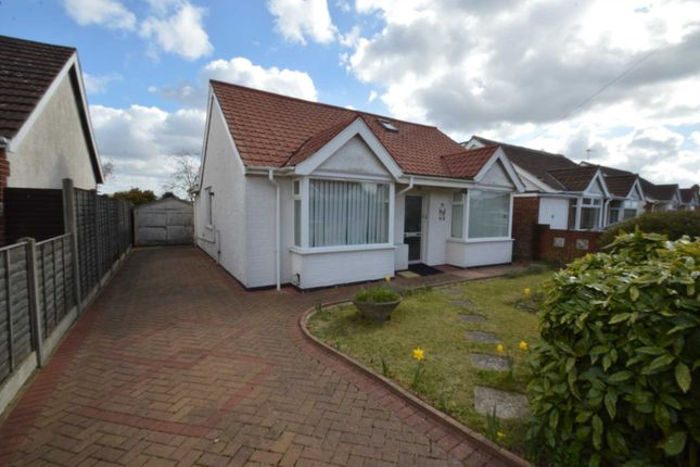 Thumbnail Detached house for sale in Crown Road, New Costessey, Norwich
