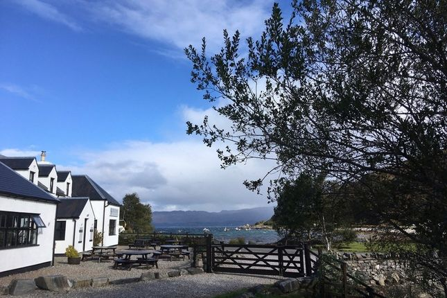 Thumbnail Hotel/guest house for sale in Glenuig Inn, Sound Of Arisaig, Inverness Shire