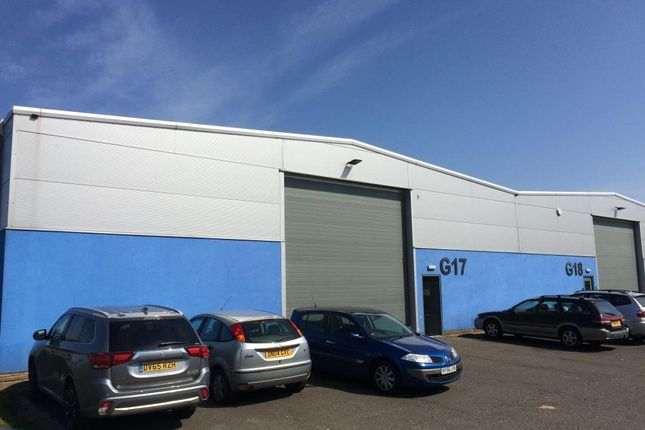 Industrial to let in G Units, Tyne Tunnel Trading Estate, North Shields