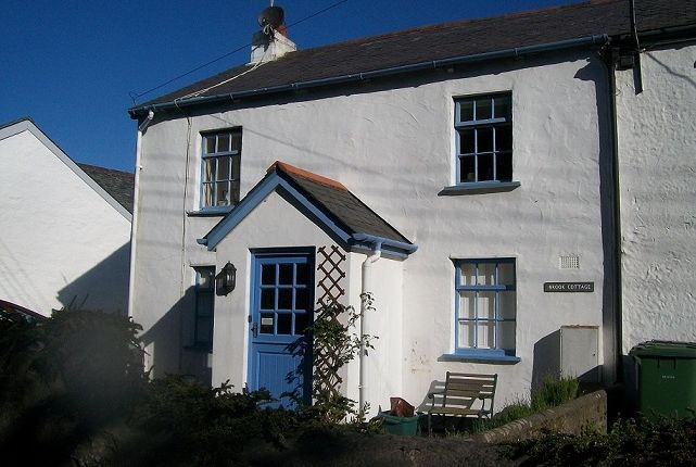 Thumbnail Cottage for sale in Georgeham, Braunton
