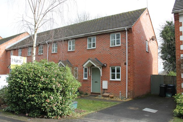 Thumbnail End terrace house to rent in Vanguard Close, High Wycombe