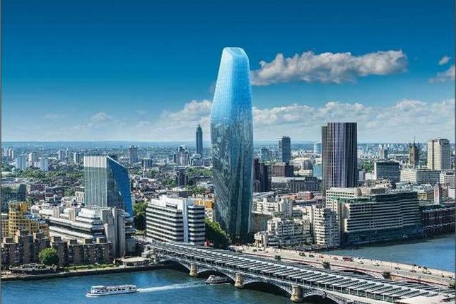 Thumbnail Flat for sale in One Blackfriars, Upper Ground, London