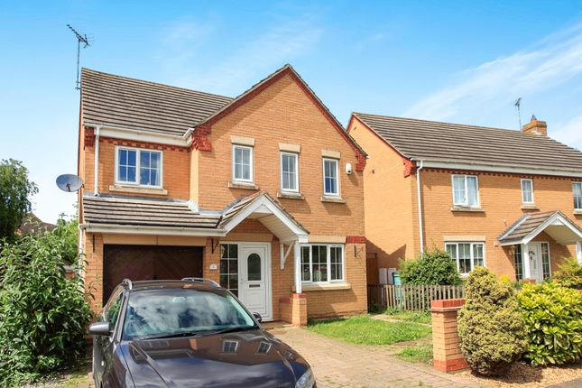 4 bed detached house for sale in Holly Walk, Hampton Hargate, Peterborough