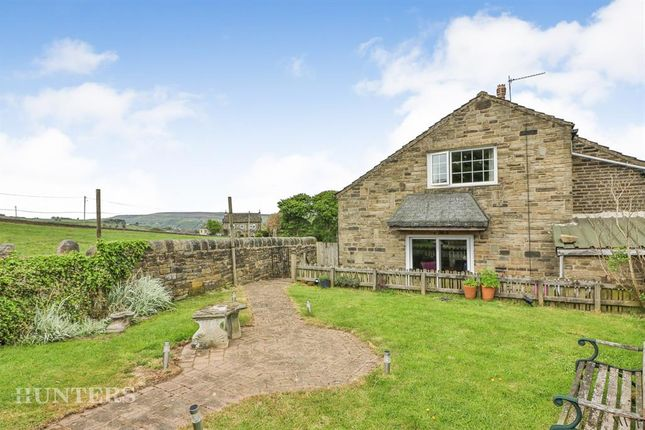 Thumbnail Terraced house for sale in Rooley Lane, Sowerby Bridge