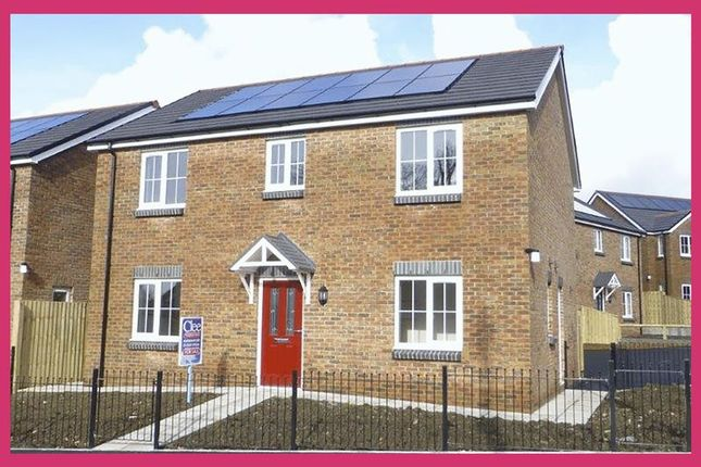 Thumbnail Detached house for sale in Plot 3, Colonel Road, Ammanford - Ref #00003101