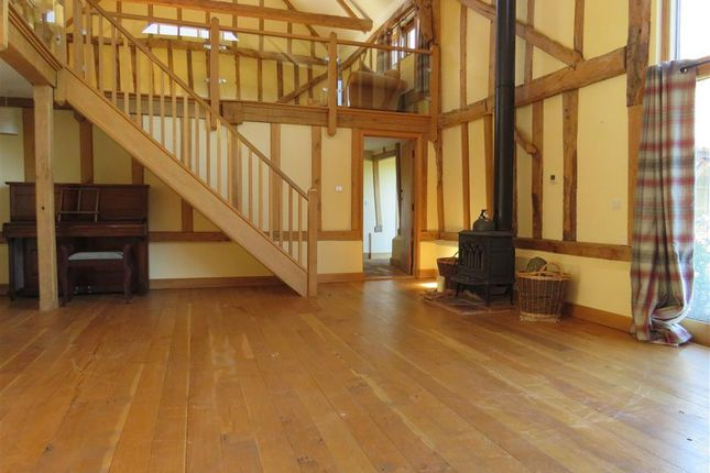 Thumbnail Barn conversion to rent in Hall Road, Wingfield, Diss