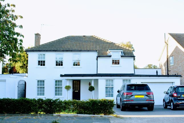 Thumbnail Detached house to rent in Mospey Crescent, Epsom