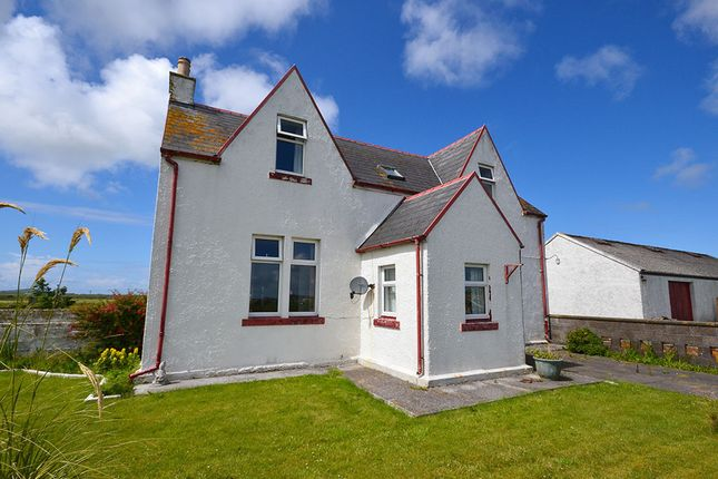 Thumbnail Detached house for sale in Crossapol, Isle Of Tiree