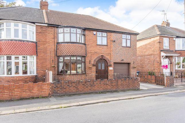 Thumbnail Semi-detached house for sale in Church Street, Mexborough