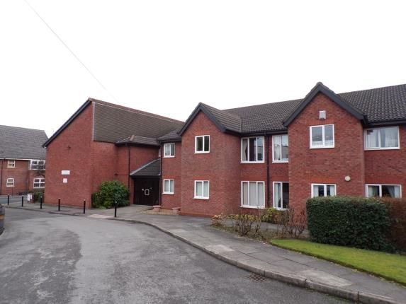 Front of Redwood House, Church Road, Northenden, Greater Manchester M22
