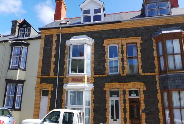 Thumbnail Shared accommodation to rent in Bryncynon Maisonette, High Street, Aberystwyth
