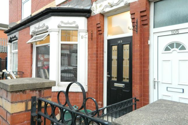 Thumbnail Terraced house to rent in Craig Road, Gorton, Manchester