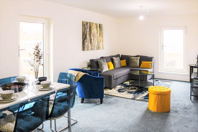 Thumbnail Flat for sale in Victoria Street, West Bromwich