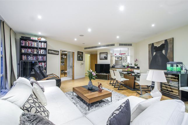 Thumbnail Flat for sale in Kingfisher House, Juniper Drive, London