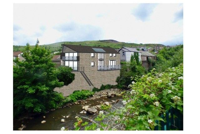 3 bed detached house for sale in Dyllas Road, Porth CF39