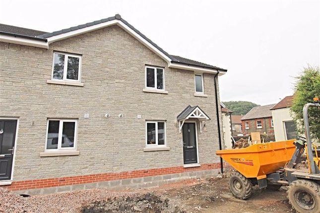 3 bed semi-detached house for sale in Coedpenmaen Road, Trallwn, Pontypridd CF37