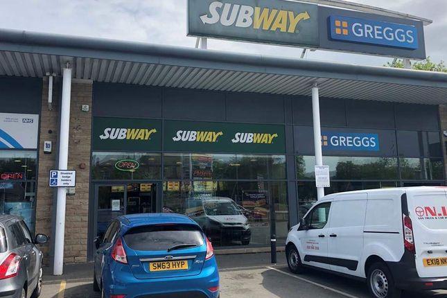 Thumbnail Retail premises for sale in Huddersfield Road, Ravensthorpe, Dewsbury