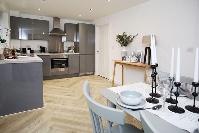 3 bedroom detached house for sale in 1, 2, 9 And 11, Baker Crescent, Wingerworth, Derbyshire
