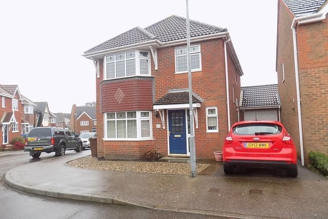 4 bed detached house for sale in Beaulieu Drive, Stone Cross, Pevensey