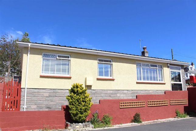 Thumbnail Detached bungalow for sale in St. Annes Drive, Hakin, Milford Haven