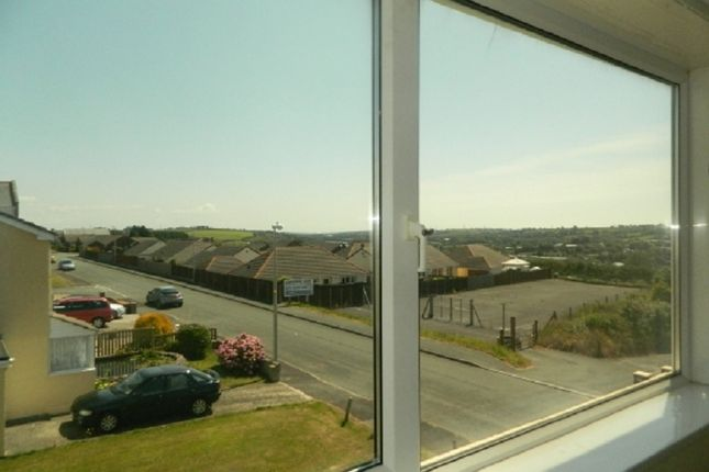 Thumbnail Flat to rent in 16 Sussex Row, Llanion Park, Pembroke Dock